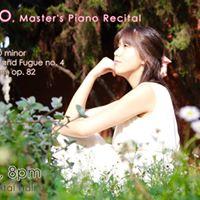 Misakis 2nd Masters Piano Recital