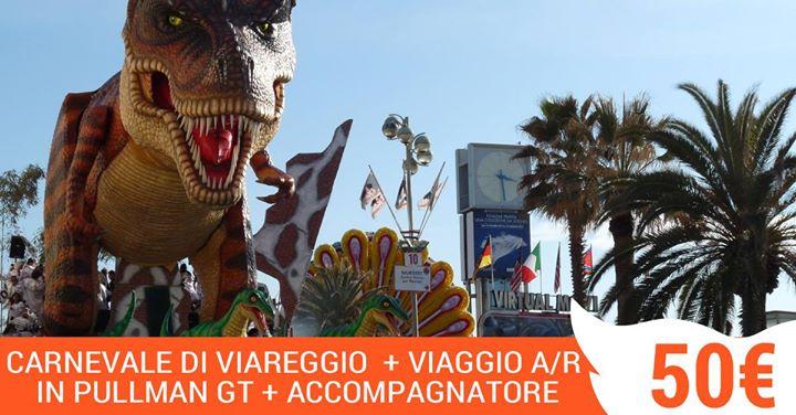 Carnevale di Viareggio- Viaggio in giornata