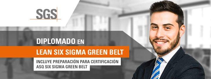 Lima: Diplomado en Lean Six Sigma Green Belt at SGS Academy