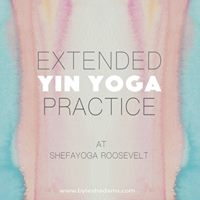 Extended Yin Practice