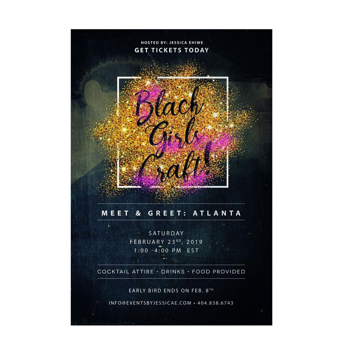 Black Girls Craft Meet & Greet Atlanta
