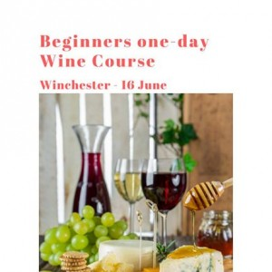 Introduction to wine course WSET Level 1 Winchester