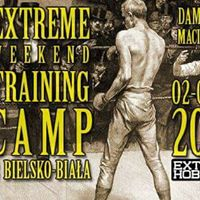 11 EXTREME WEEKEND TRAINING CAMP