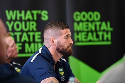 NRL State of Mind Presentation