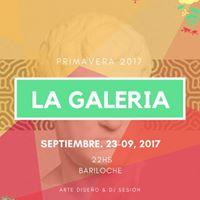 La Galeria Primavera 2017