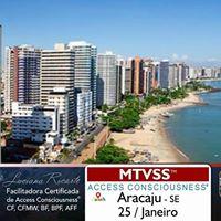 Curso de MTVSS em Aracaju 25Jan