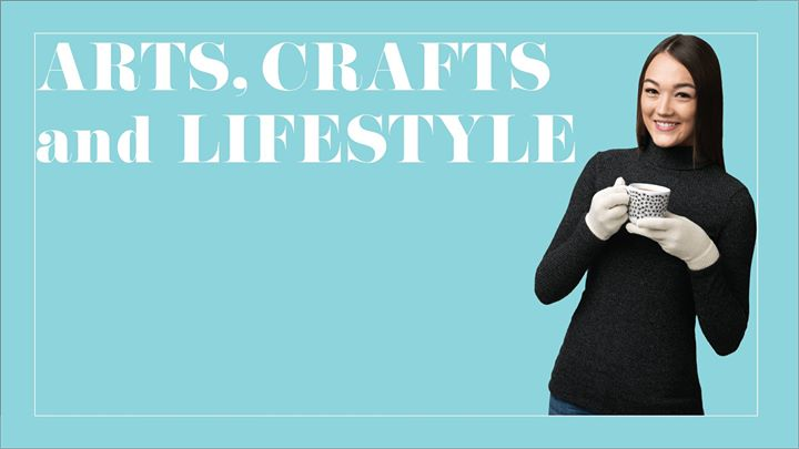 Home For The Holidays - Arts Crafts & Lifestyle Show