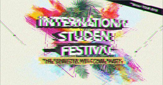 International Student Festival I Amsterdam