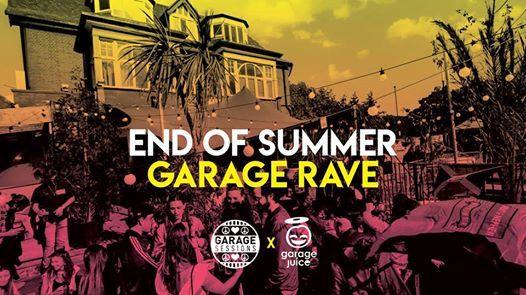 End of Summer Garage & Bass Rave w Luck & Neat Artful Dodger