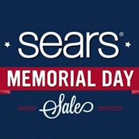 Sears and Kmart kick off Memorial Day sales.