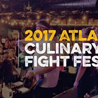 2017 Atlanta Culinary Fight Fest