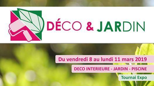 Déco & Jardin 2019 at Tournai Expo, Tournai