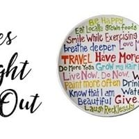 Ladies Night Out &quotResolution Platters&quot