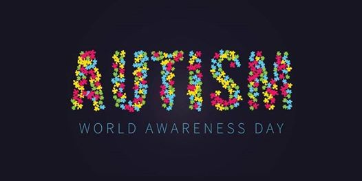 Wear BLUE for Autism Awareness Day
