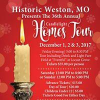 Weston Homes Tour