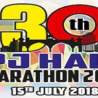 PJ Half Marathon 2018 Special Edition 30th Year