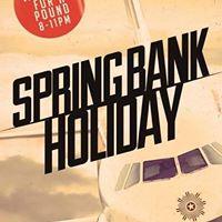 Bank Holiday Sunday 30th April