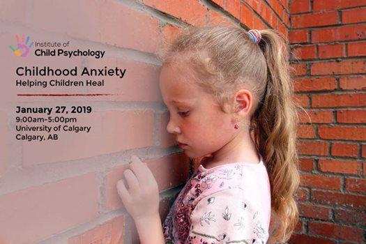 Childhood Anxiety Understanding & Helping Children Heal