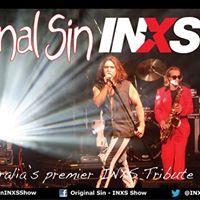 Original Sin INXS Show - Balgownie Hotel