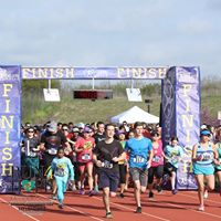 Heidi Search Centers Big Steps for Hope 5K RunWalk