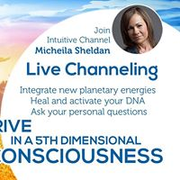 Sedona Channeling Universal TruthsThrive in a 5D Consciousness