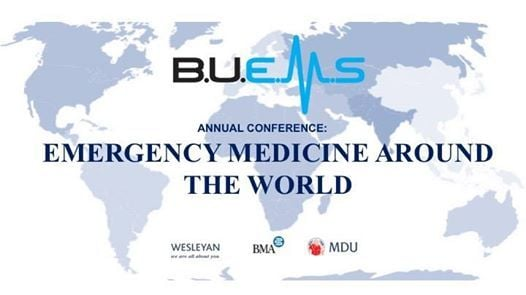 BUEMS Conference 2019 Emergency Medicine Around The World