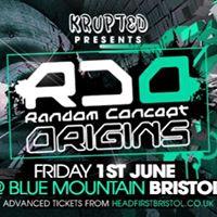 Krupted Presents Random Concept Origins