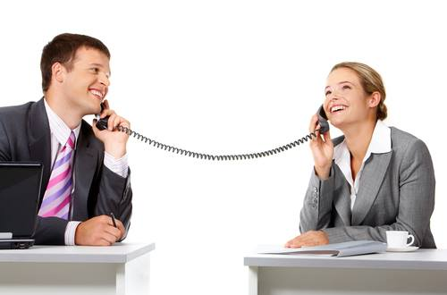 telephone conversation Now listen to two conversations in the first conversation richard davies is calling the marketing department of a company and wants to be put through to rosalind wilson.