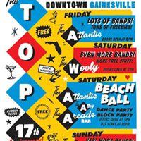 The Top &amp Atlantic Anniversary Blowout 7.28-7.30