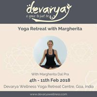 Yoga Retreat with Margherita