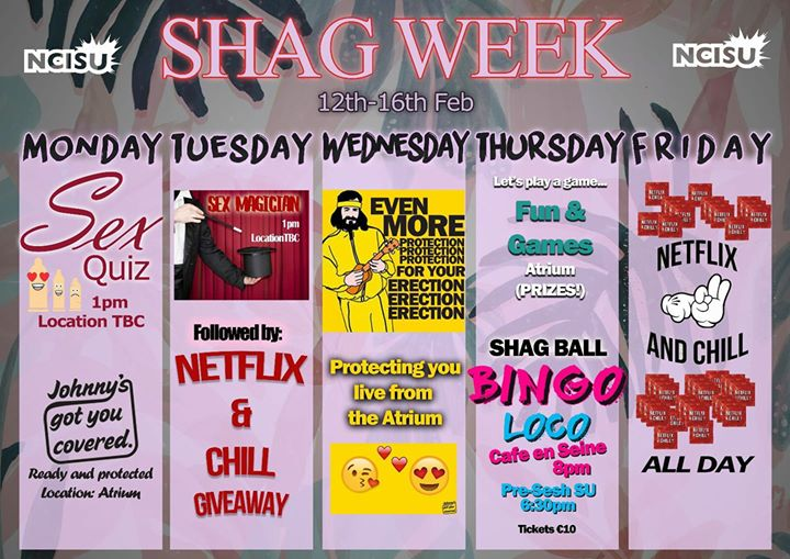 NCISU SHAG WEEK 2018