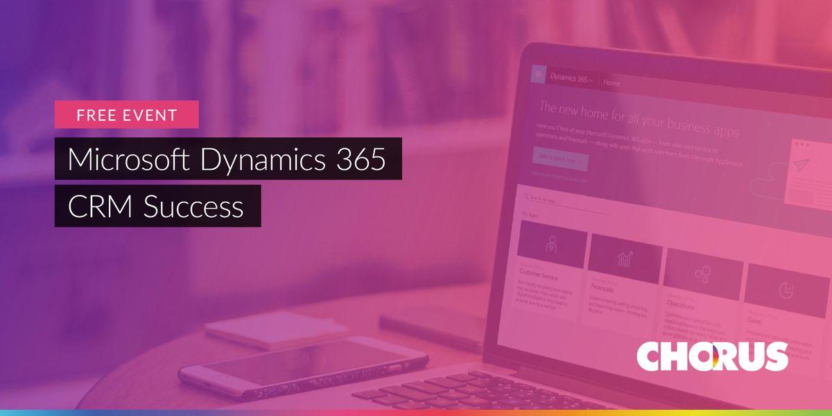 CRM Workshop (Microsoft Dynamics 365)