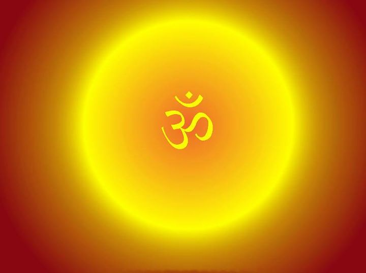 om chanting meditation with ania at just be holistic