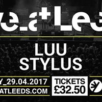 Live at Leeds 2017 - LUU Stylus
