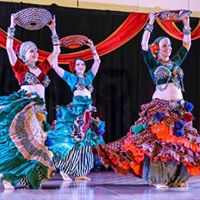 ATS Belly Dance Classes (Level 1 &amp Advanced Drills)