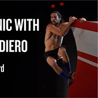 Isaac Caldiero Special Clinic