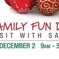 Santa Family Fun Day