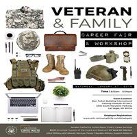 Veteran &amp Family Career Fair &amp Workshop
