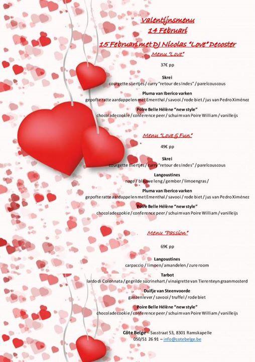 Valentijn  Cte Belge 14&1502