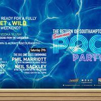 The Edge &amp the Box Bar - Summer Pool Party Returns
