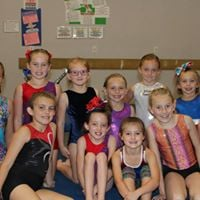 Our Very 1st AAU Level 2 Gymnastics Competition