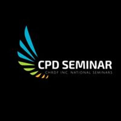 CPD National Seminars for Educators
