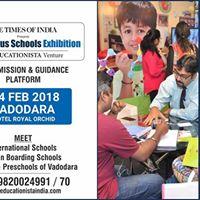 Times Prestigious Schools Exhibition - Vadodara 18