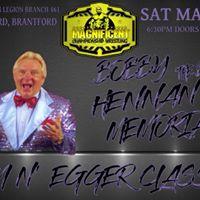 MCW Bobby The Brain Heenan Memorial Ham N Egger Classic