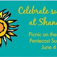 Church picnic June 4