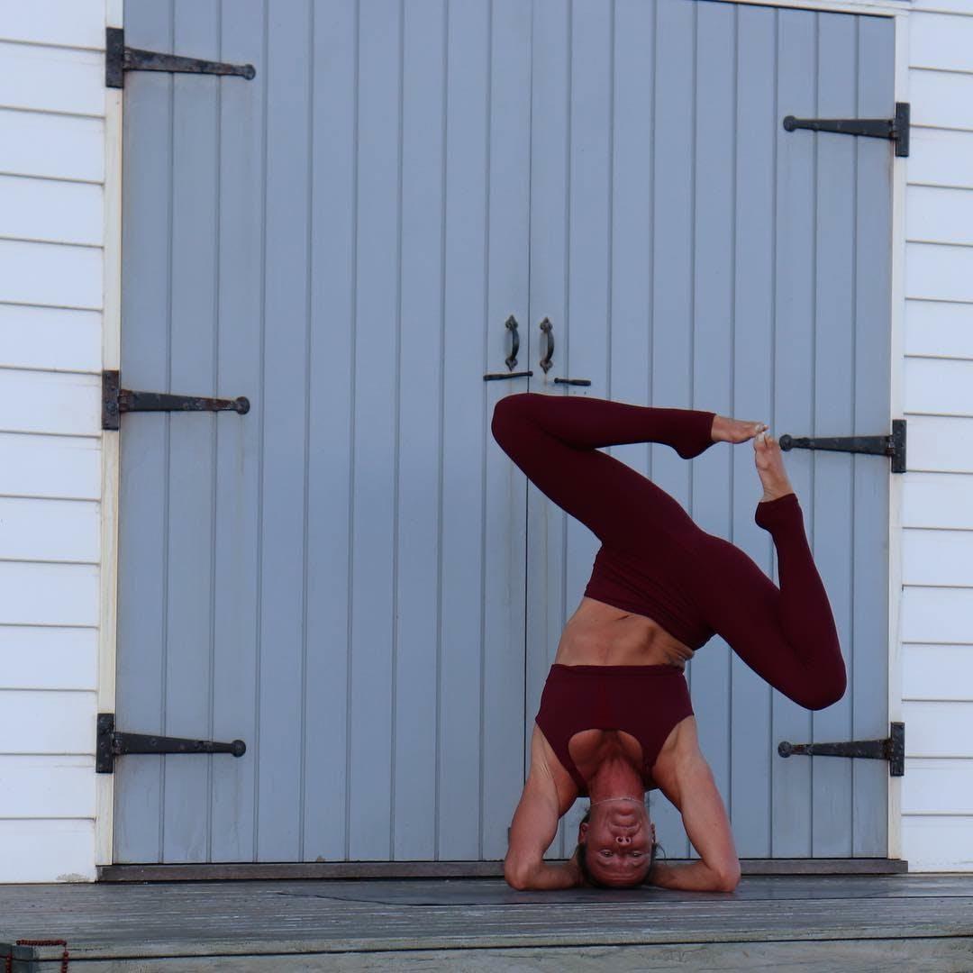 INVERSION CONVERSION Anna Martin Yoga