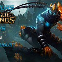 Concurs League of Legends 5v5 Game Time