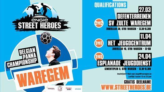 Engie Street Heroes kwalificatieronde 1 (2vs2)