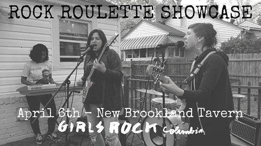 2019 Rock Roulette Showcase-Girls Rock Columbia
