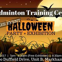 EBC Halloween Exhibition and Party